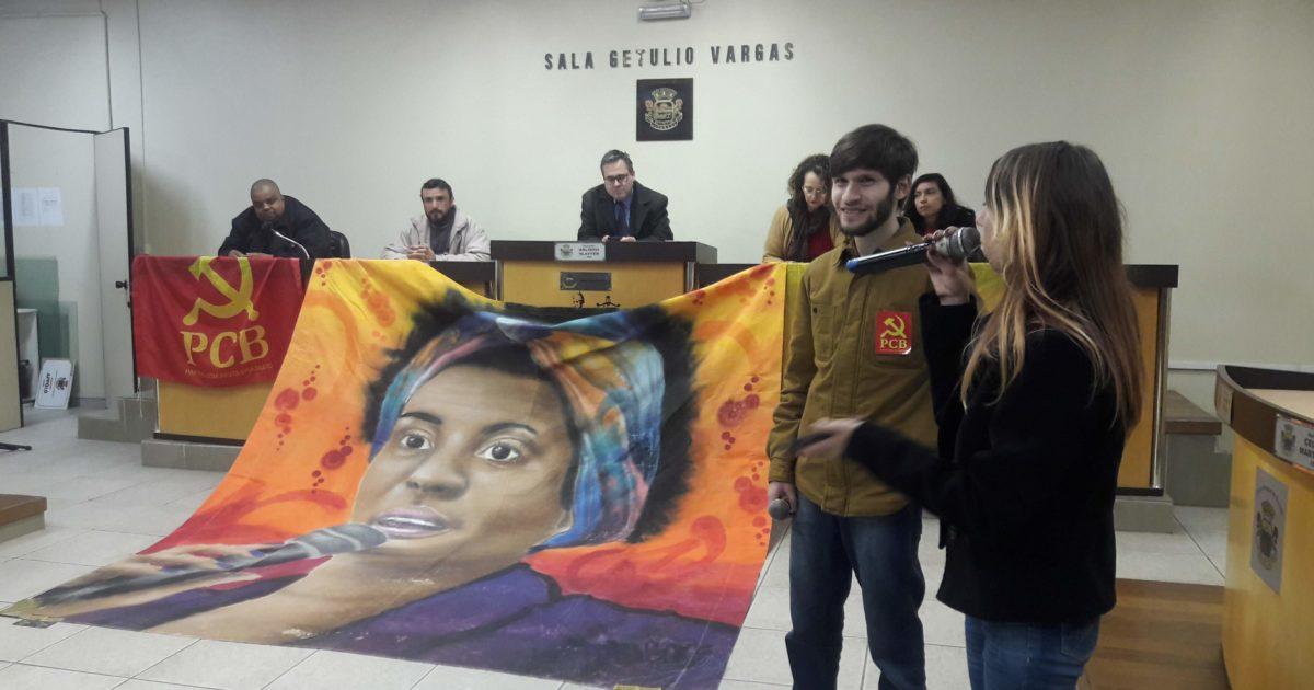 Com Roberto Robaina e Luciana Genro, Alvorada debate alternativas para a segurança pública