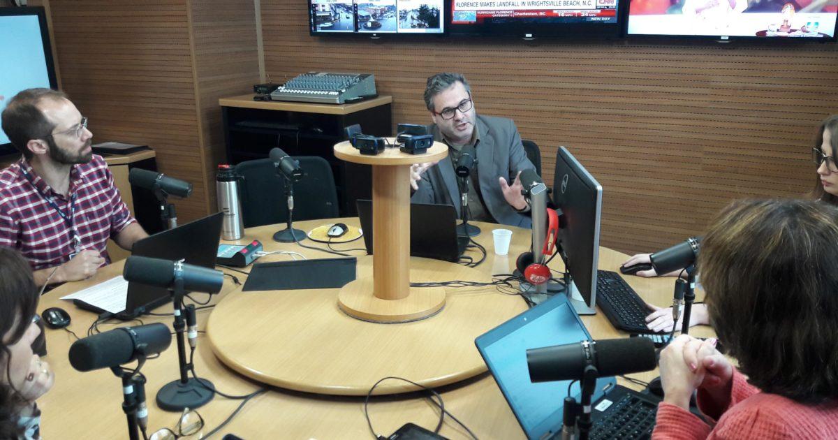 """Robaina na Rádio Gaúcha: """"Temos que investir pesadamente em educação e garantir o pagamento do piso do Magistério"""""""