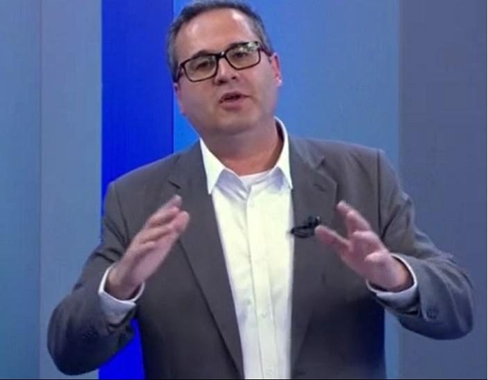 """Robaina no Debate da RBS TV: """"Eduardo Leite e Sartori governam junto em Brasília e no Estado"""""""