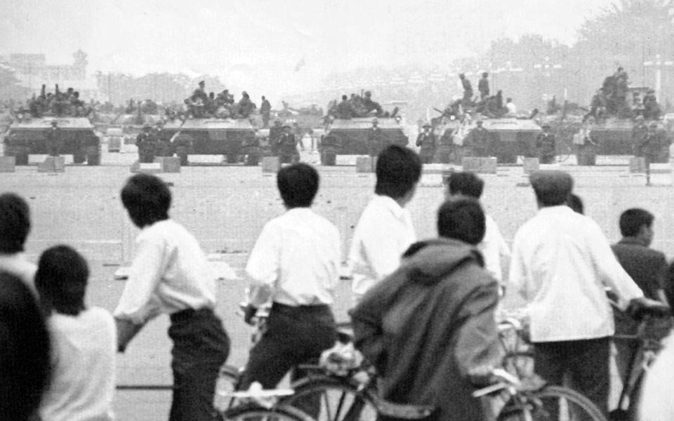 Para não esquecer do movimento estudantil chinês
