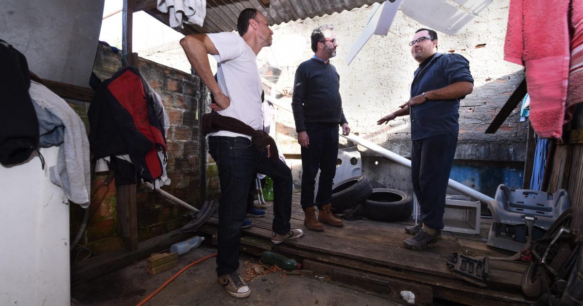 A orla que Marchezan não mostra: a precariedade da Vila Farrapos