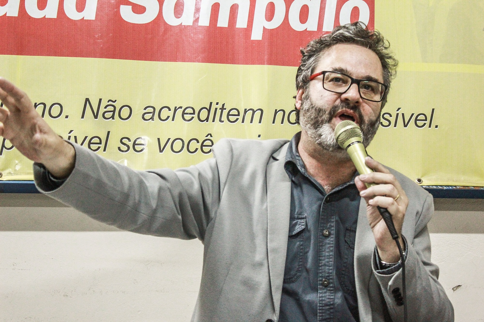 Uma noite de debates com o PSOL de Sorocaba (SP)