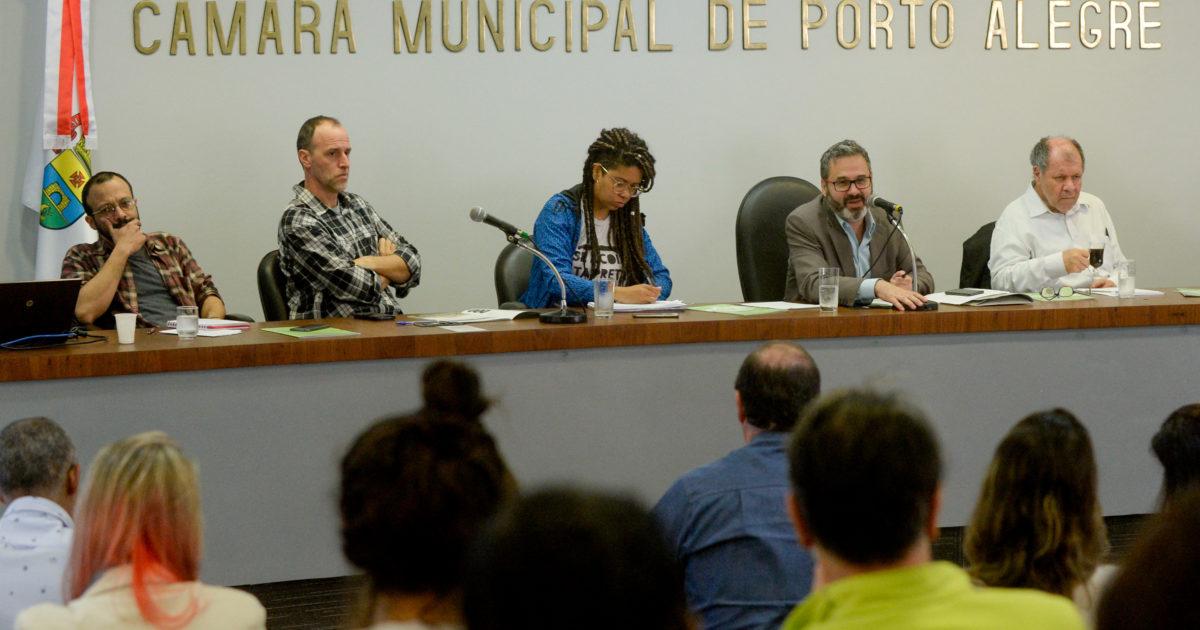 Levamos à Câmara a real situação das remoções na Vila Nazaré