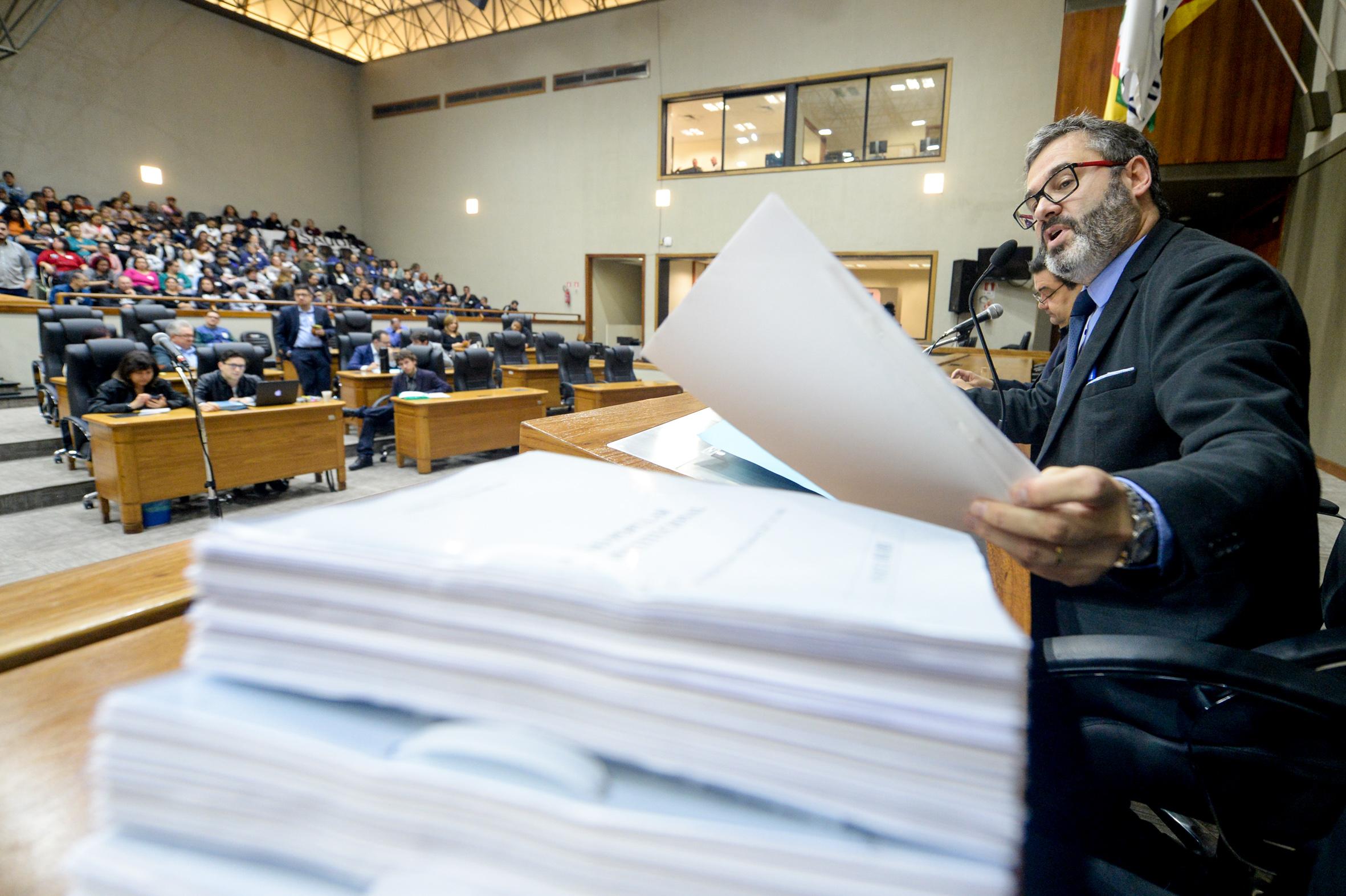 Privilégios, mentiras e impeachment de Marchezan
